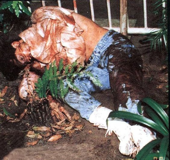 Never-Before-Seen Historical Photo Gallery, Following the Bloody Path of O.J. Simpson