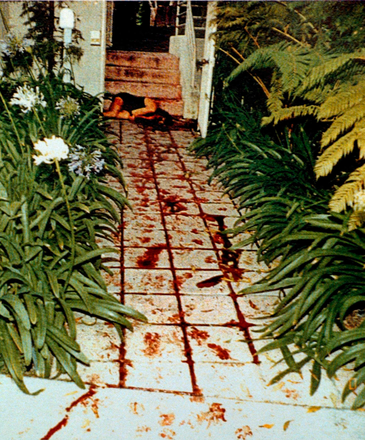 15 Chilling Crime Scene Photos Involving