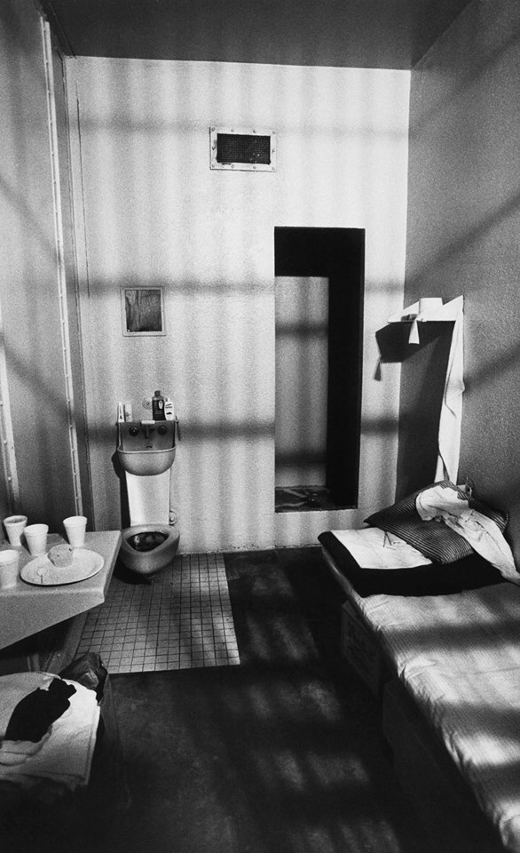 A Look Inside Ted Bundy's Isolation Cell at Dade County Jail
