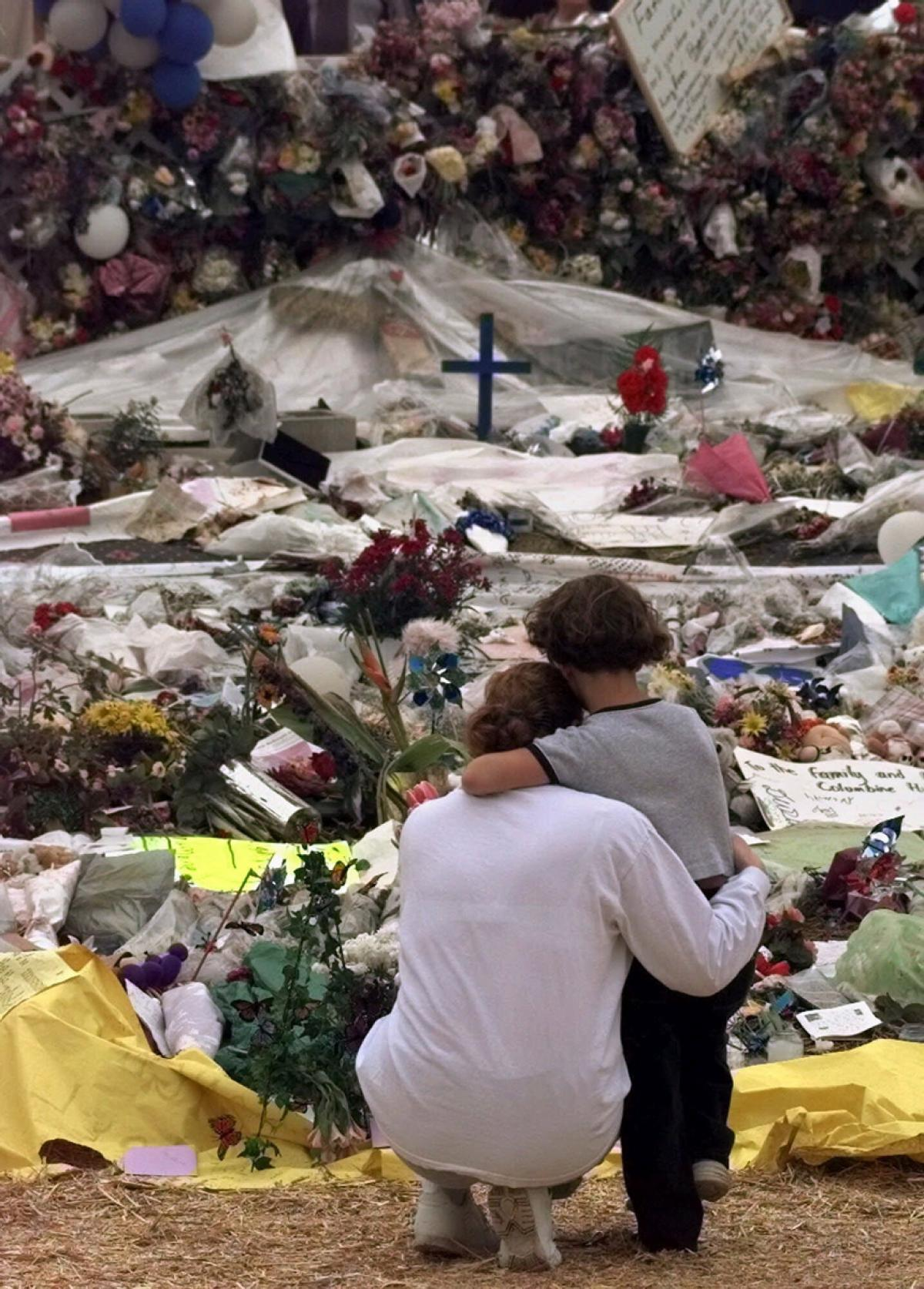 columbine high school massacre and violence Evan todd, then a sophomore at columbine high school, was in the  todd  believes school shootings are motivated by a fundamental lack of.