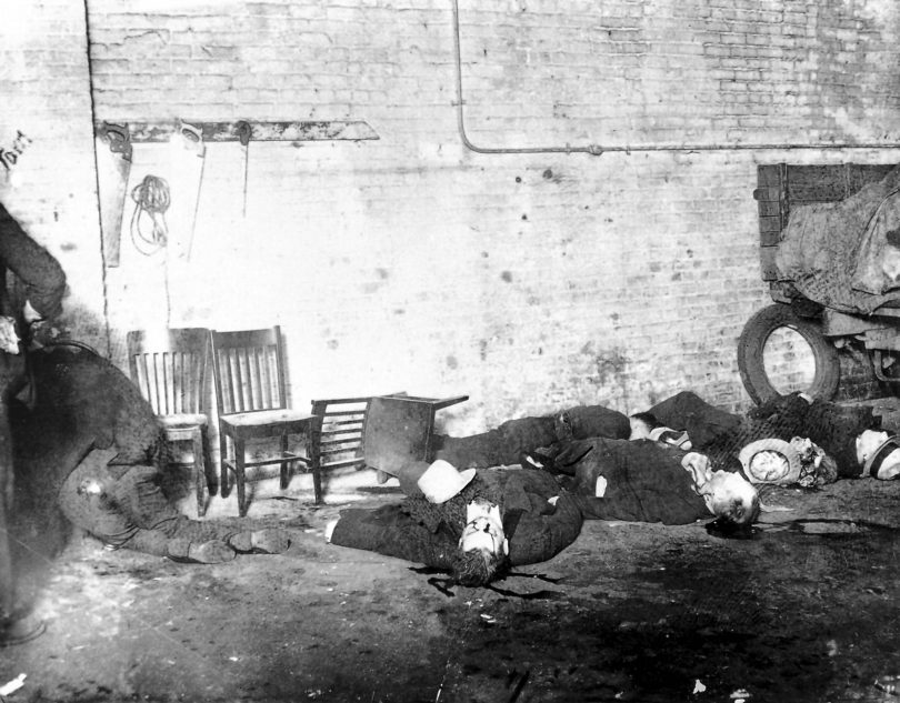 Revisiting the St. Valentine's Day Massacre