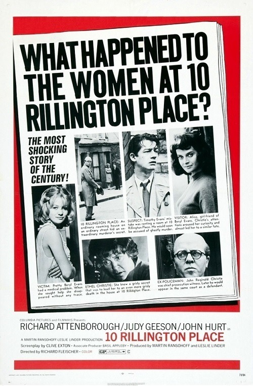 10-rillington-place 16 Must-See Horror Movies Based on Real-Life Events