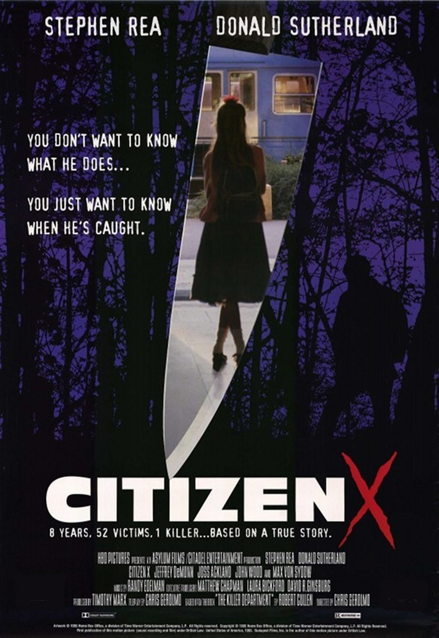 citizen-x 16 Must-See Horror Movies Based on Real-Life Events