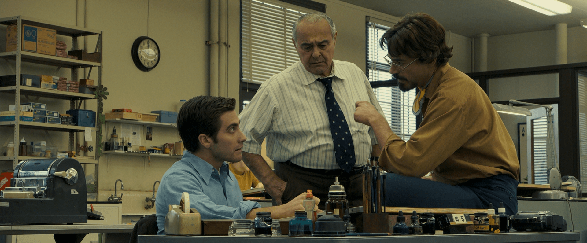 Still From Zodiac