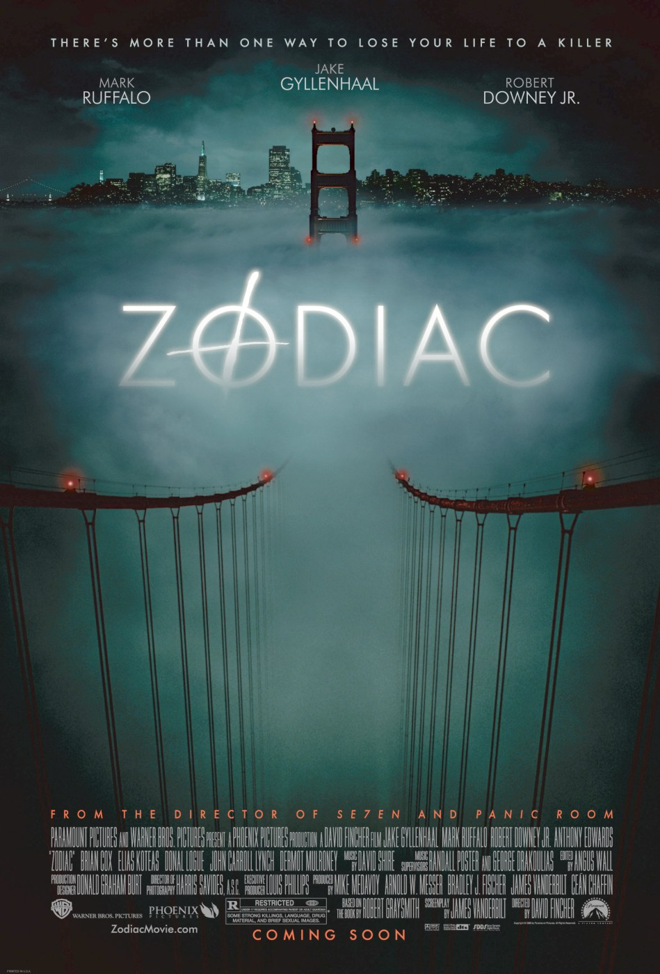 zodiac-cover 16 Must-See Horror Movies Based on Real-Life Events