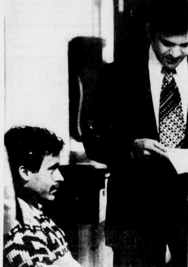 6 Unseen Photos From Ted Bundy's Booking at the Leon County Jail