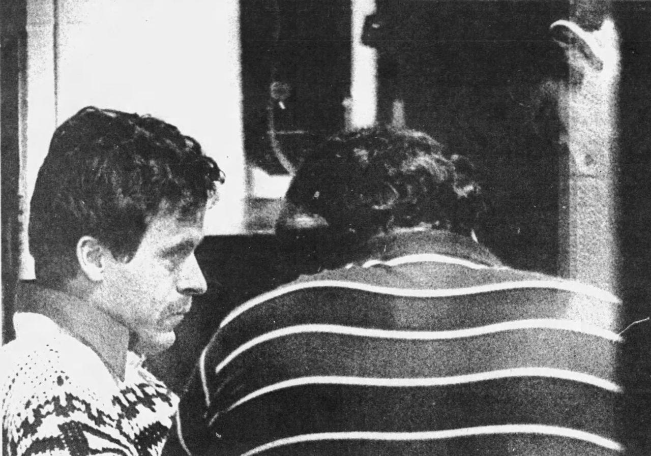 ted-bundy-leon-2 6 Unseen Photos From Ted Bundy's Booking at the Leon County Jail