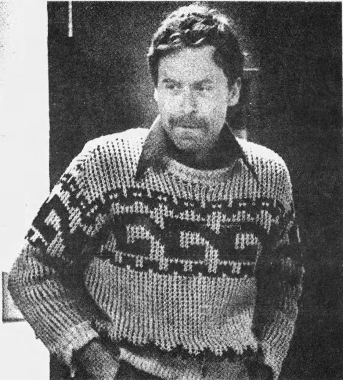 ted-bundy-leon-3 6 Unseen Photos From Ted Bundy's Booking at the Leon County Jail