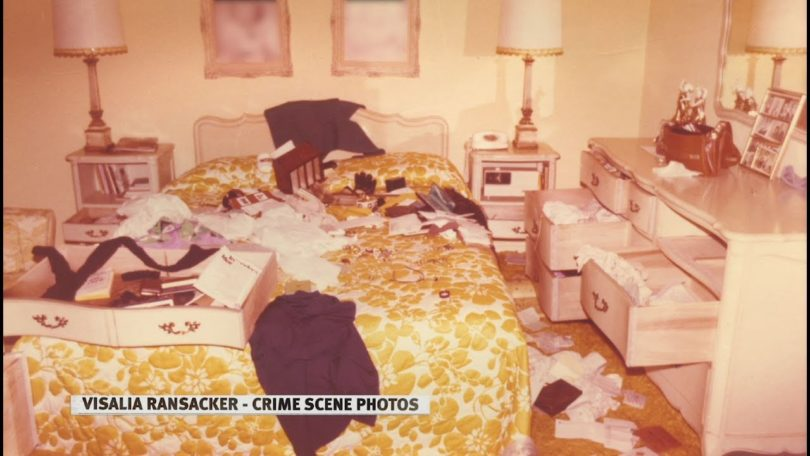 visalia-ransacker-crime-scene-photo-810x456 5 Shocking Things You Didn't Know About Joseph James DeAngelo