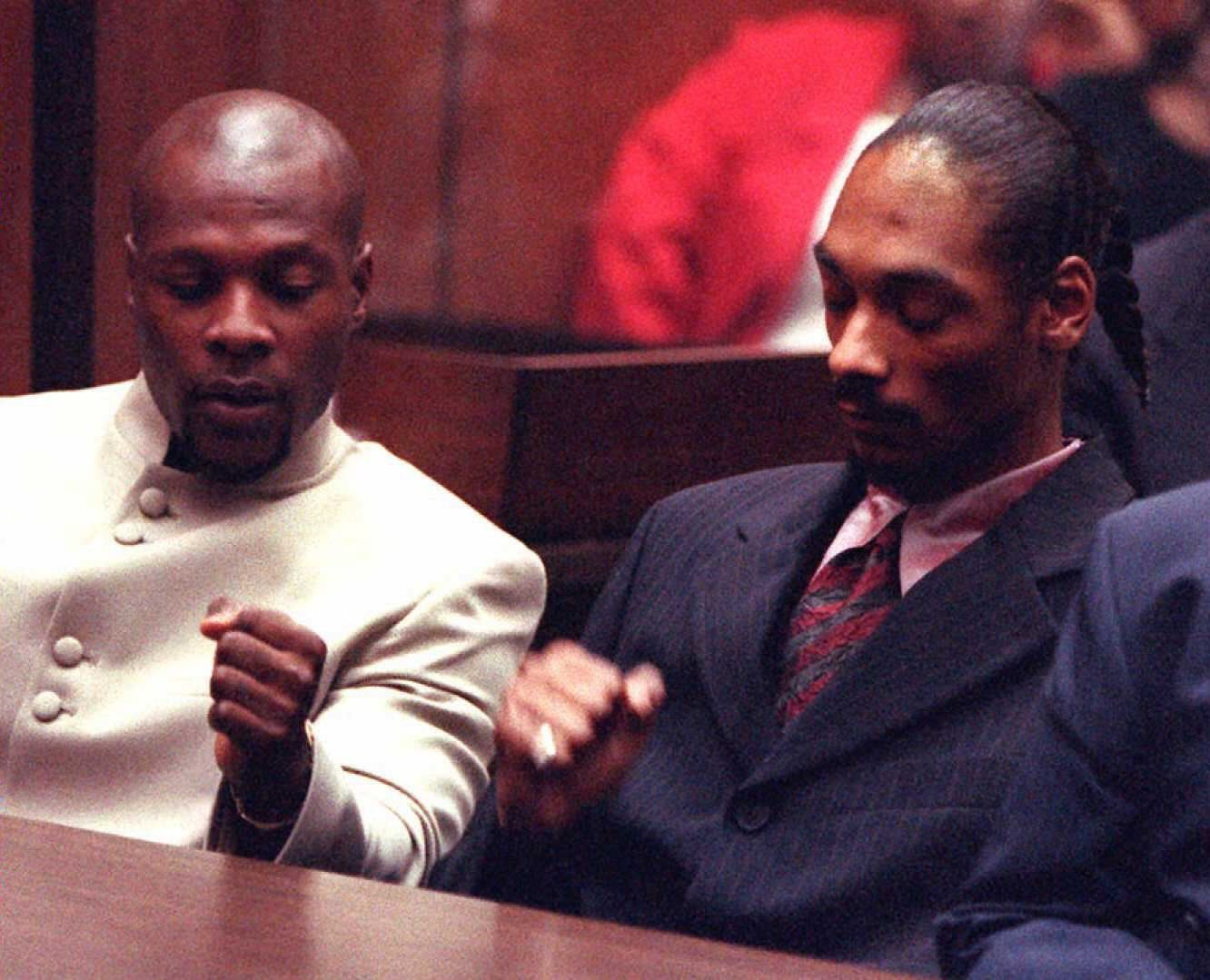 snoops-trial-1 The Two Murderous Celebrities We've All Forgotten About