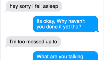 michelle-carter-conrad-roy-texts-1-338x195 A Disturbing Collection of Michelle Carter's Texts Encouraging Her Boyfriend To Commit Suicide