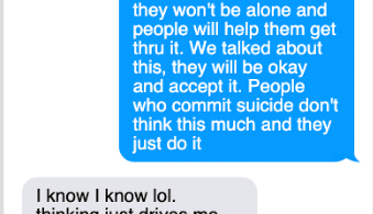 michelle-carter-conrad-roy-texts-11-339x195 A Disturbing Collection of Michelle Carter's Texts Encouraging Her Boyfriend To Commit Suicide