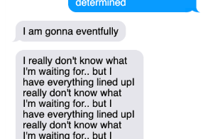 michelle-carter-conrad-roy-texts-2-293x195 A Disturbing Collection of Michelle Carter's Texts Encouraging Her Boyfriend To Commit Suicide