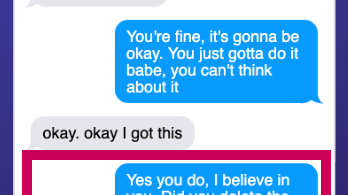 michelle-carter-conrad-roy-texts-22-348x195 A Disturbing Collection of Michelle Carter's Texts Encouraging Her Boyfriend To Commit Suicide