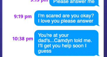 michelle-carter-conrad-roy-texts-26-362x195 A Disturbing Collection of Michelle Carter's Texts Encouraging Her Boyfriend To Commit Suicide