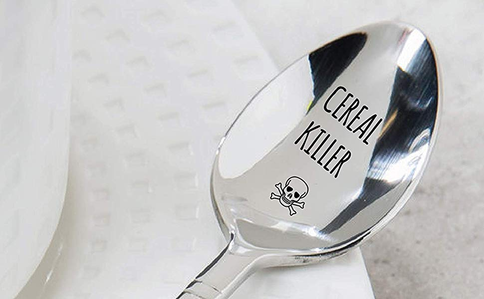 cereal-killer 10 Christmas Gifts Every True Crime Junkie Would Kill For