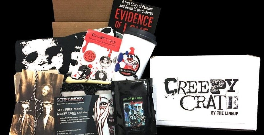 creepy-crate 10 Christmas Gifts Every True Crime Junkie Would Kill For