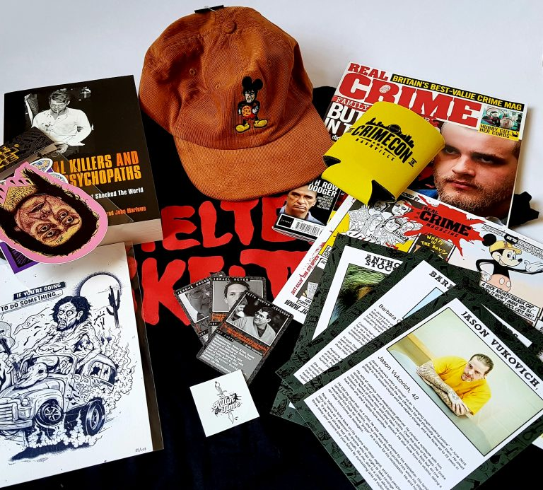 just-killin-time 10 Christmas Gifts Every True Crime Junkie Would Kill For