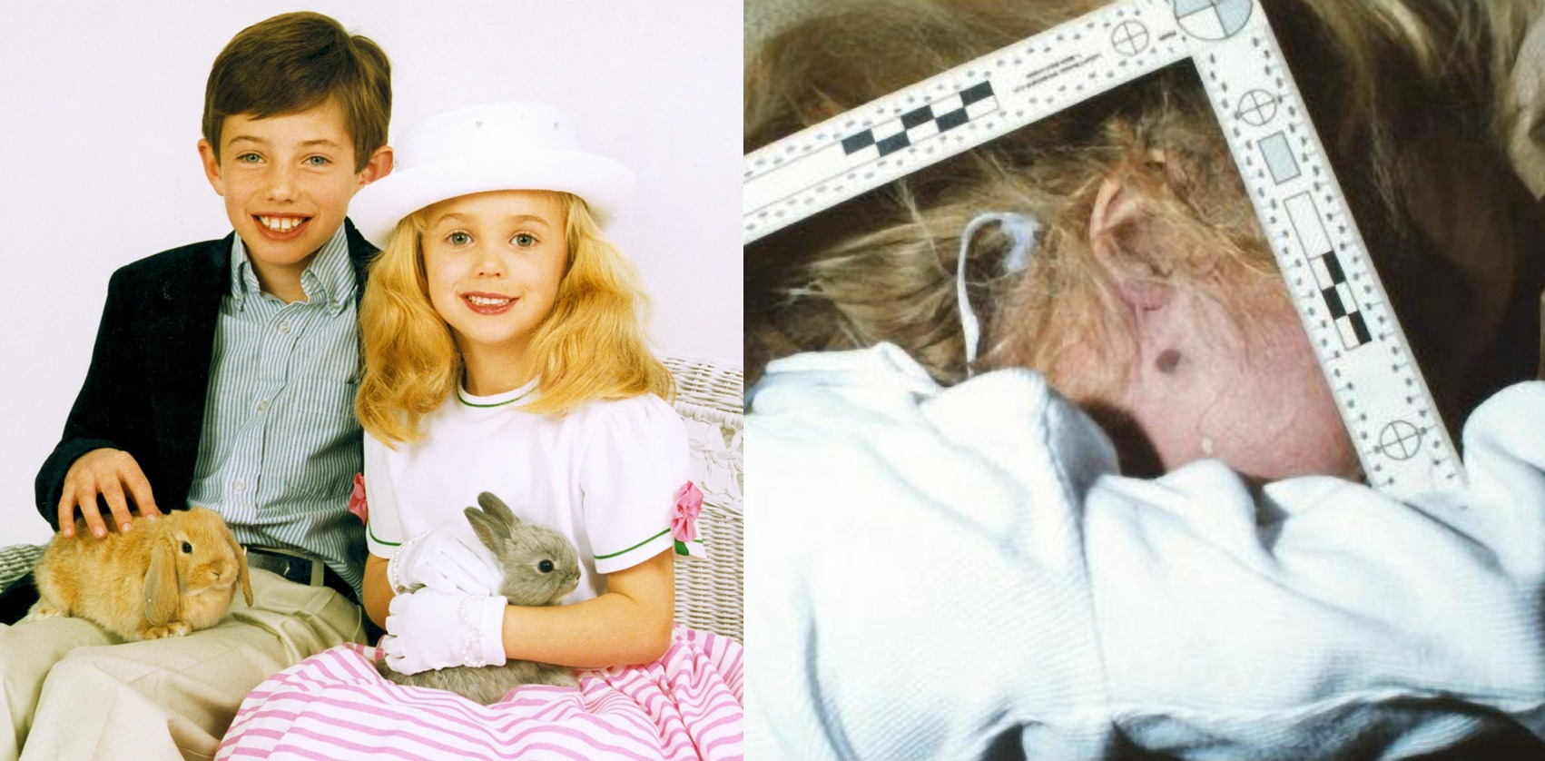 jonbenet-ramsey-with-brother 10 Exclusive True Crime Stories Guaranteed To Blow Your Mind