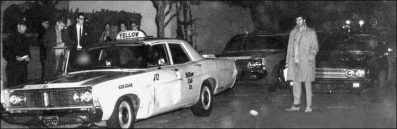 paul-stine-crime-scene-2-810x263 Following the Blood-Soaked Footsteps of the Zodiac Killer