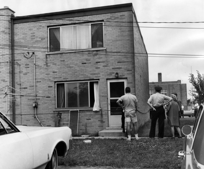 richard-speck-crime-scene-photo-6-810x670 Following the Blood-Soaked Footsteps of Richard Speck