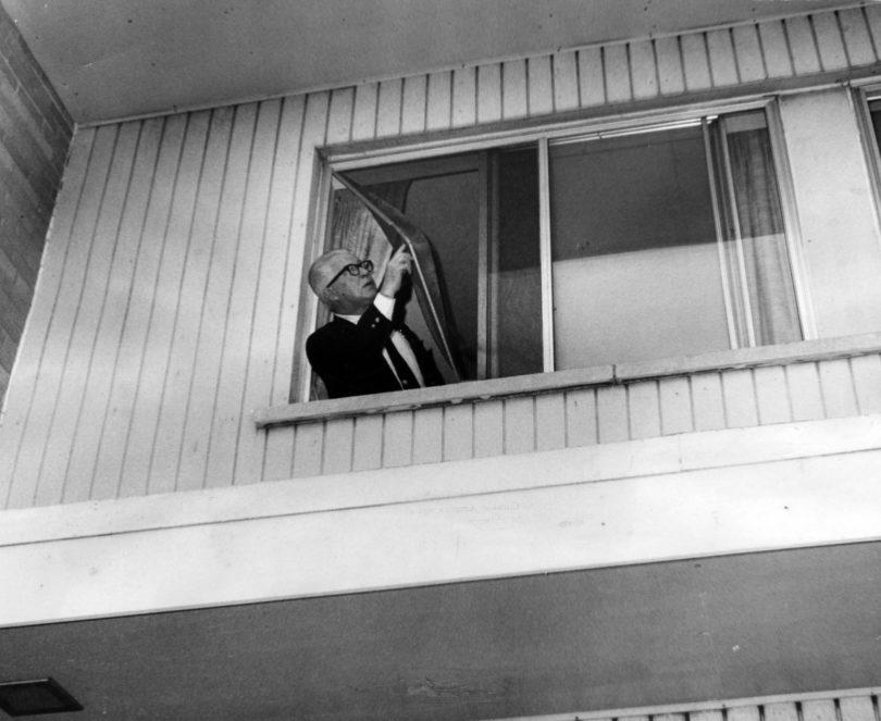 richard-speck-crime-scene-photo-7-810x663 Following the Blood-Soaked Footsteps of Richard Speck