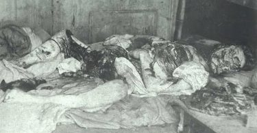 mary-jane-kelly-murder-scene-3-375x195 Following the Blood-Soaked Footsteps of Jack the Ripper
