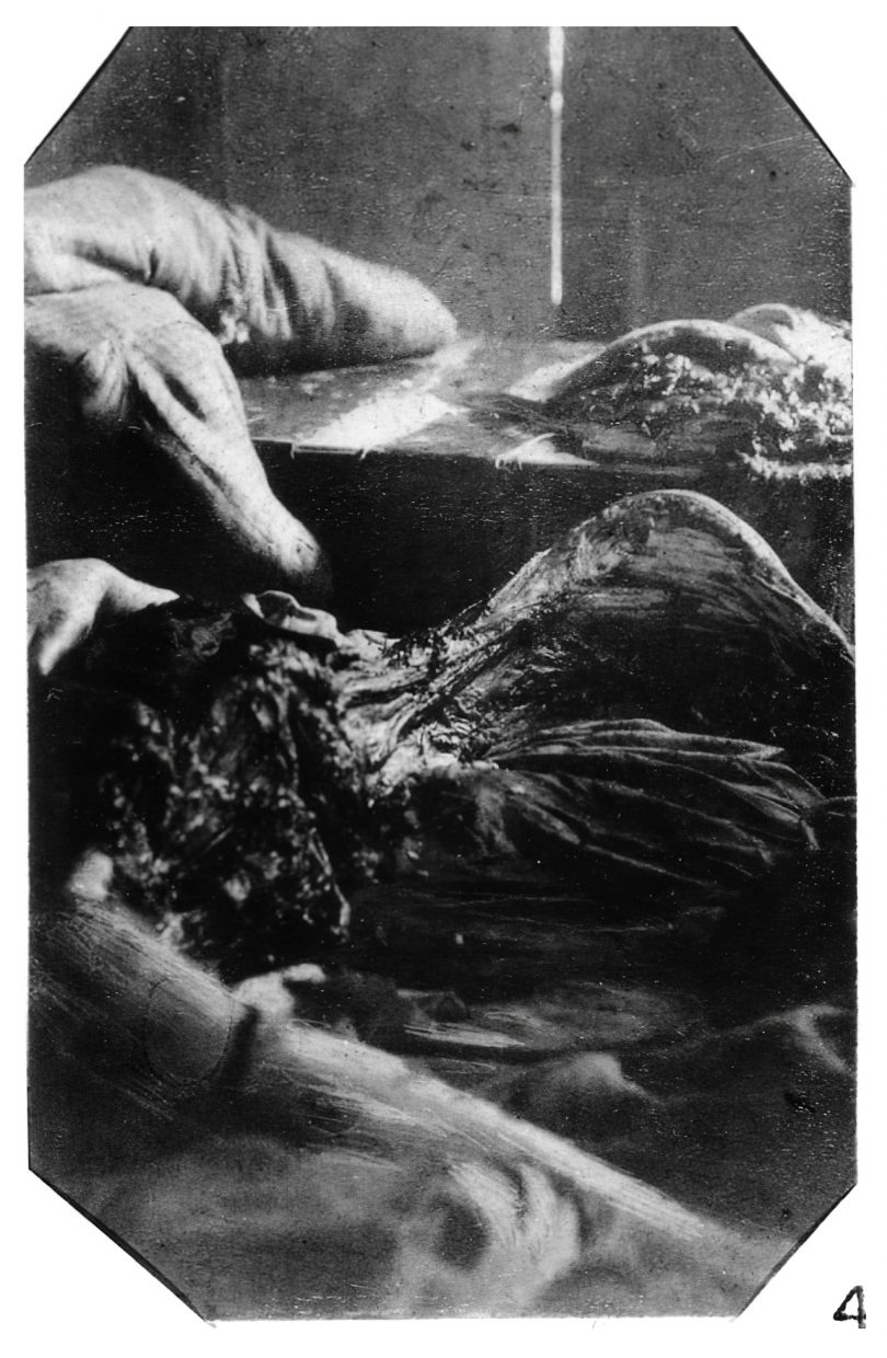mary-jane-kelly-murder-scene-4-810x1240 Following the Blood-Soaked Footsteps of Jack the Ripper